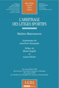 THESE_MATHIEU_MAISONNEUVE_LARBITRAGE_DES_LITIGES_SPORTIFS