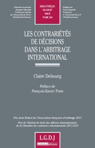 Prix jean robert association fran aise d 39 arbitrage for Chambre de commerce internationale arbitrage