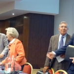 2014 AFA Conference - The coarbitrator by Thomas CLAY - Jean-Christophe Delannoy, Geneviève Augendre, Noël Mélin and Thomas Clay