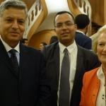 2014 AFA Conference - The coarbitrator by Thomas CLAY - Mohamed Kamel Charfeddine , Ali Zarrouk and Geneviève Augendre