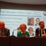 2015 AFA Conference - The Legal Status of Administered Arbitration by Charles Jarrosson - Bertrand Moreau, Geneviève Augendre and Charles Jarrosson