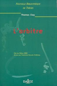 THESE_THOMAS_CLAY_L-ARBITRE